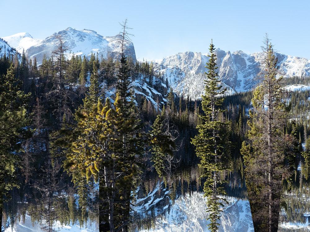 COMPOSITE ROCKY MOUNTAIN NATIONAL PARK 2018