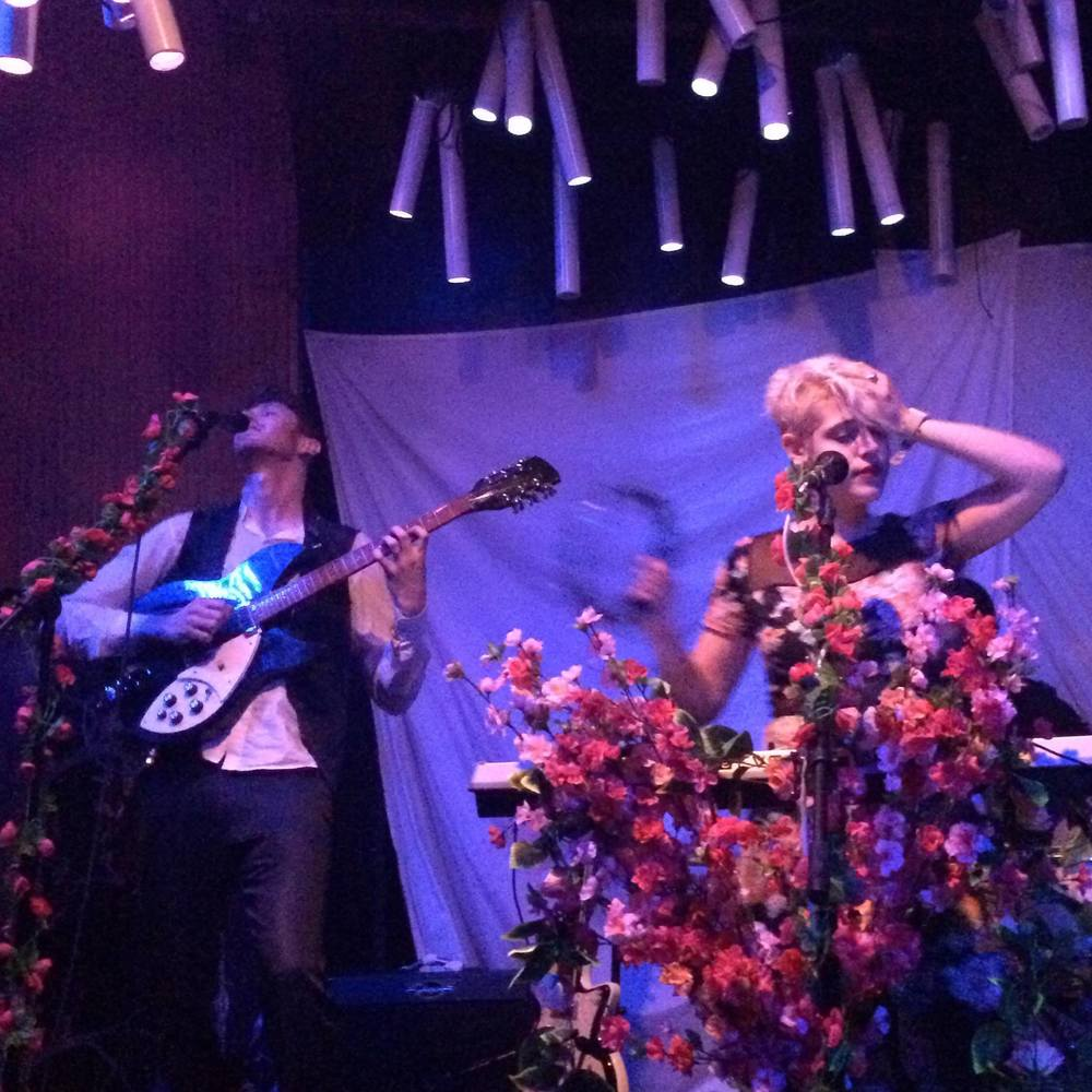 Via Audio @ Glasslands (Brooklyn, NY) 3/30/14