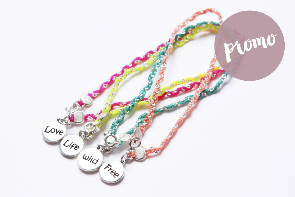Colour My World Bracelet Stack - $90