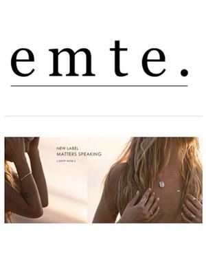 EMTE |NEW LABEL