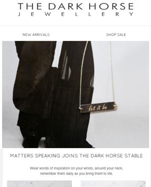 THE DARK HORSE | EDM FEATURE
