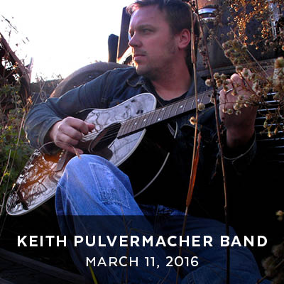 Keith Pulvermacher Band Image