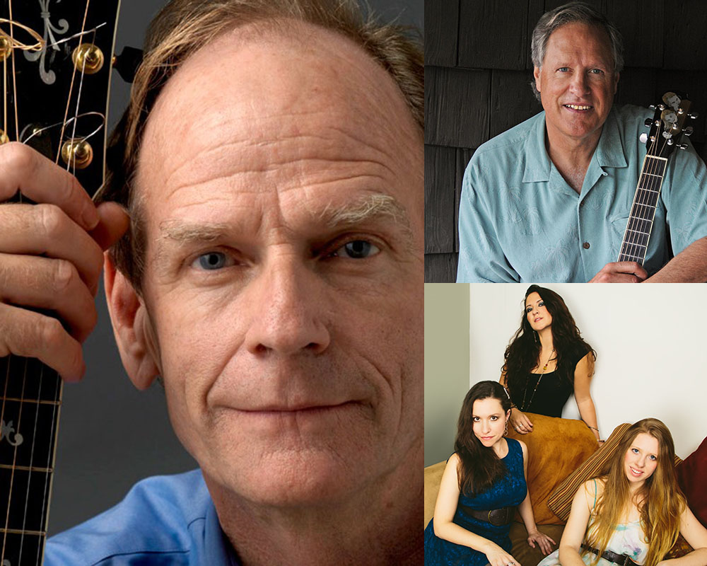 LTD Livingston Taylor, Tom Chapin, EVA