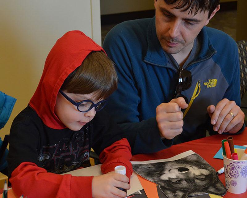 Free Family Art Workshop