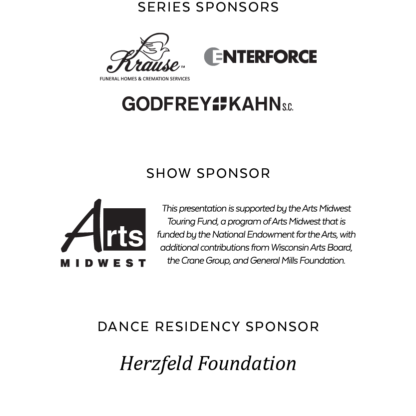 Ailey II Sponsors