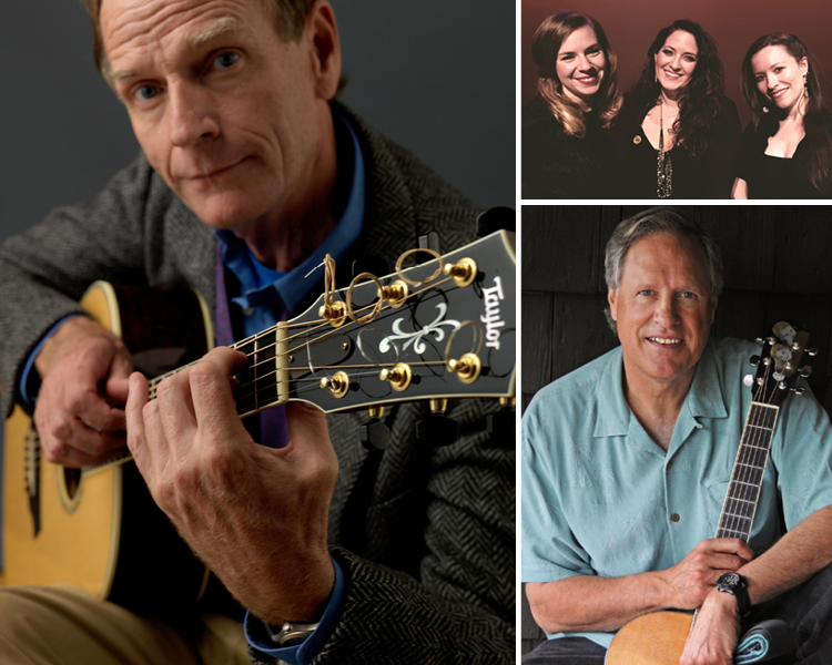 Livingston Taylor, Tom Chapin, EVA
