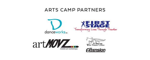 Arts Camp Partners