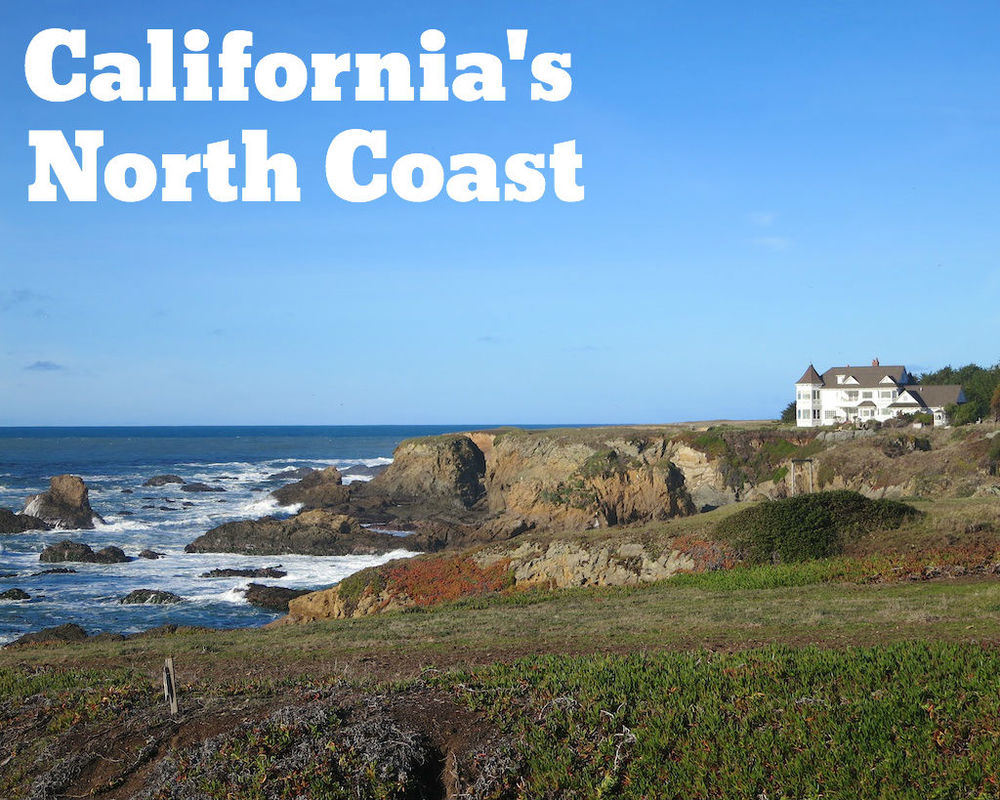 California and/or north and/or coast