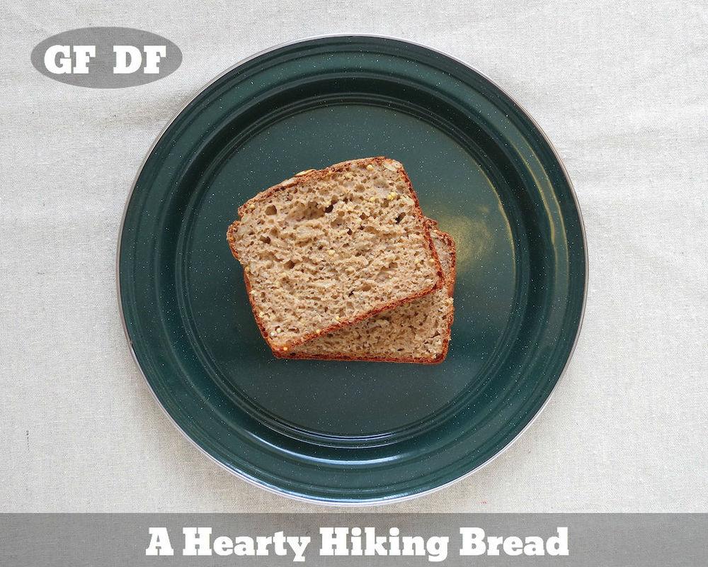 Gluten & Dairy Free Hiking Bread www.glutenfreetravelette.com