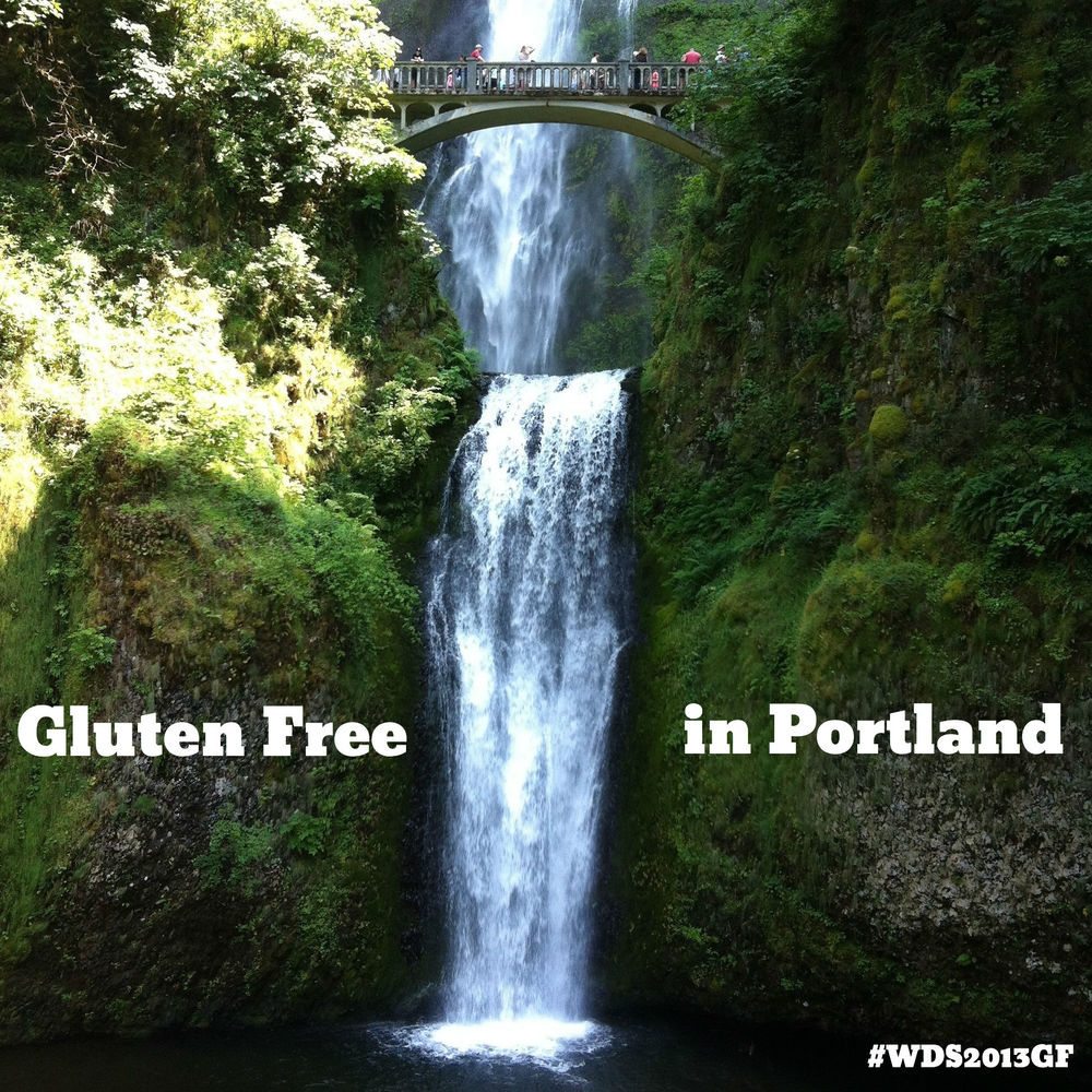 Gluten Free in Portland Oregon World Domination Summit