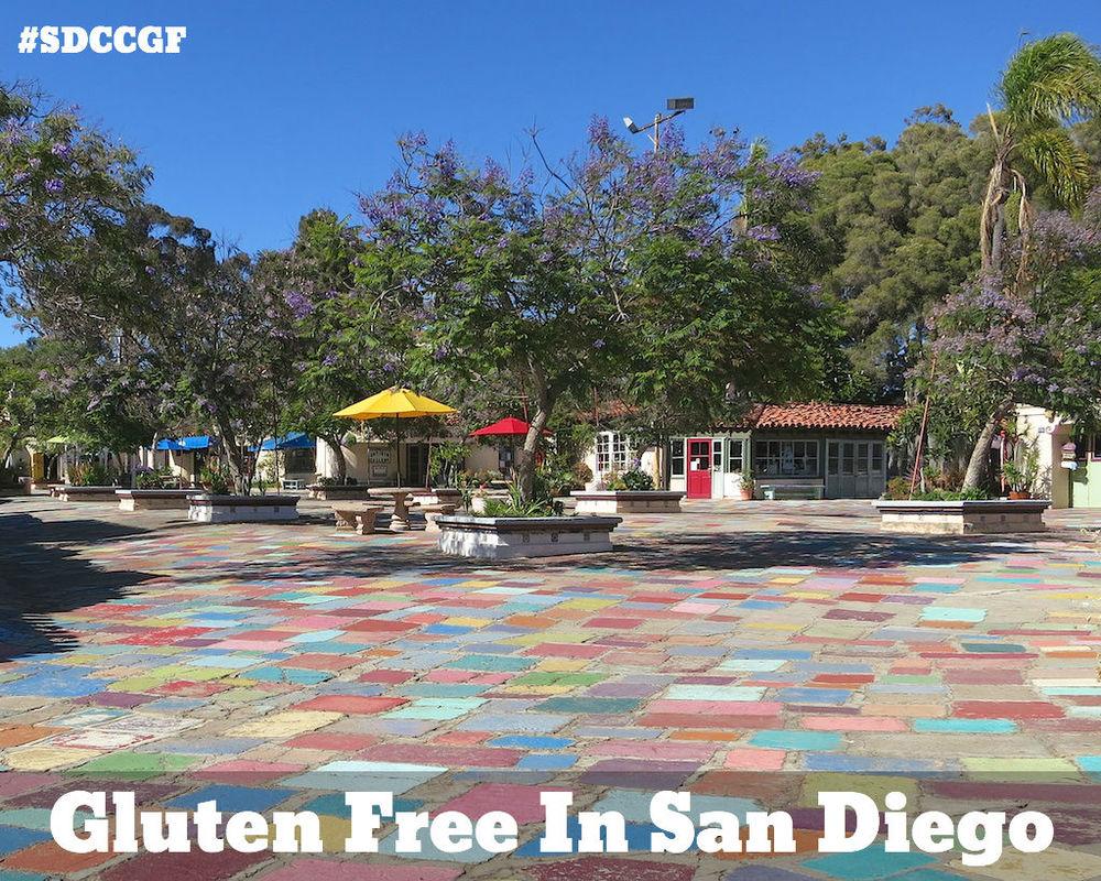 Gluten Free In San Diego For Comic-Con www.glutenfreetravelette.com