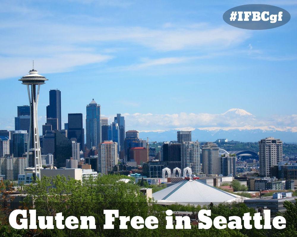 Gluten Free in Seattle www.glutenfreetravelette.com