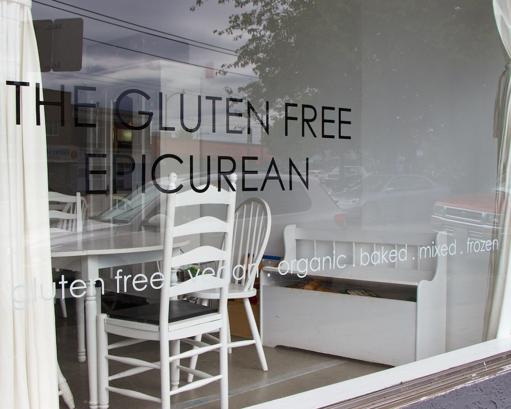 The Gluten Free Epicurean Vancouver British Columbia