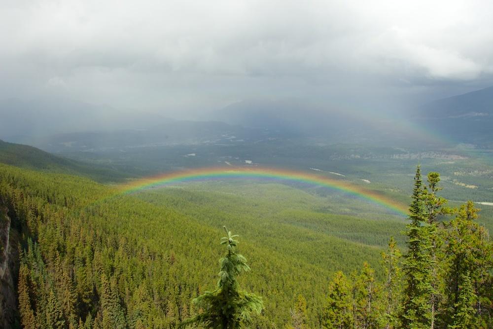 Edge of the World Overlook Jasper National Park www.glutenfreetravelette.com
