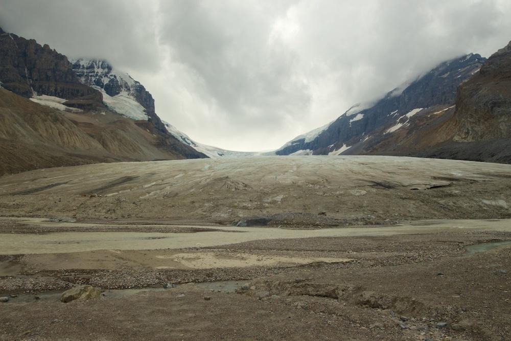 Athabasca Glacier www.glutenfreetravelette.com