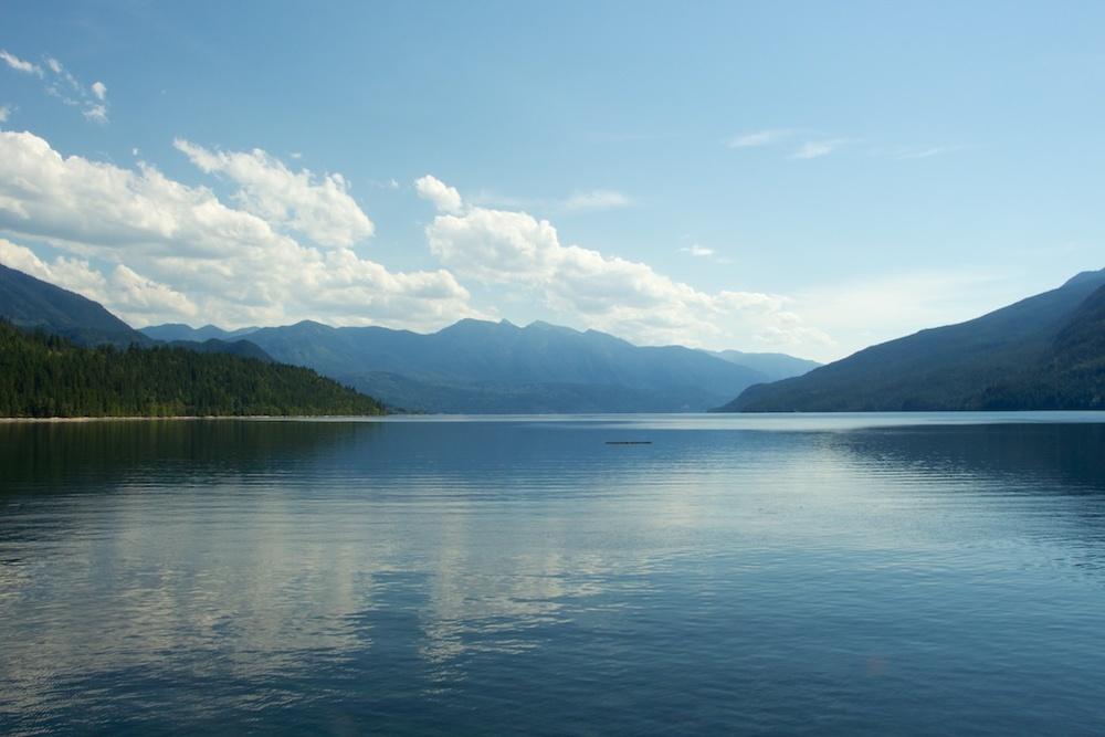 Slocan Lake British Columbia www.glutenfreetravelette.com