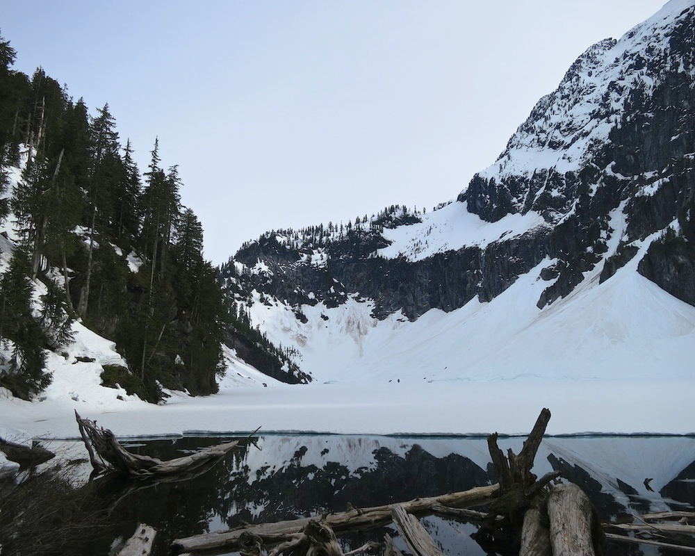 Hike to Lake Serene