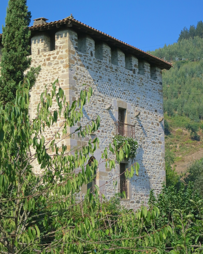 Basque Country Tower