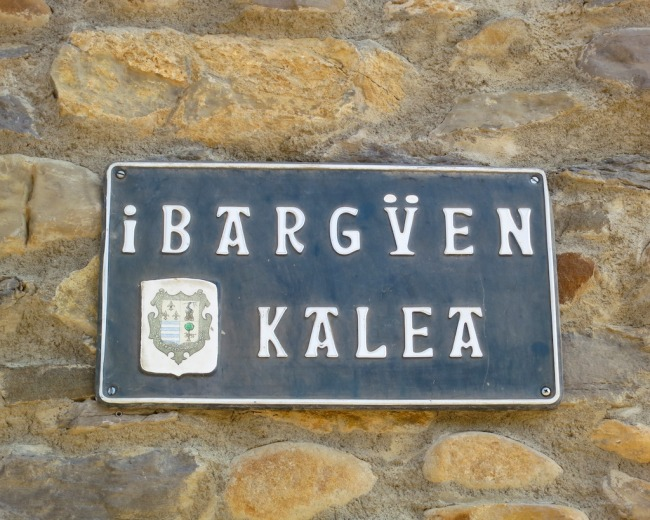 Basque Country Kalea