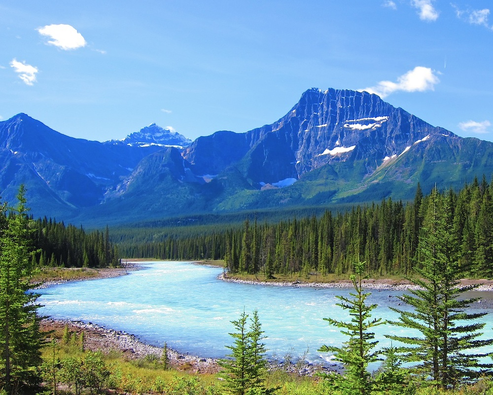 Camping Road Trip Itinerary Drive the Icefields Parkway