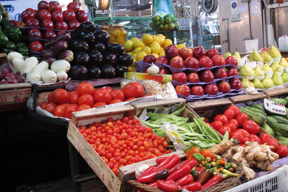 Markets Buenos Aires Argentina www.glutenfreetravelette.com