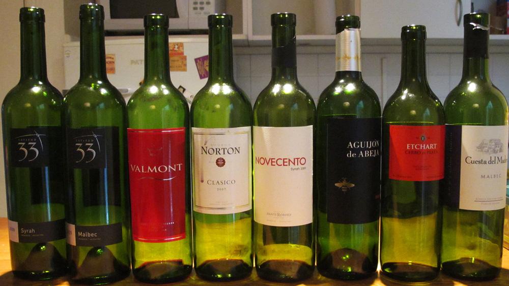 Wine Buenos Aires Argentina www.glutenfreetravelette.com