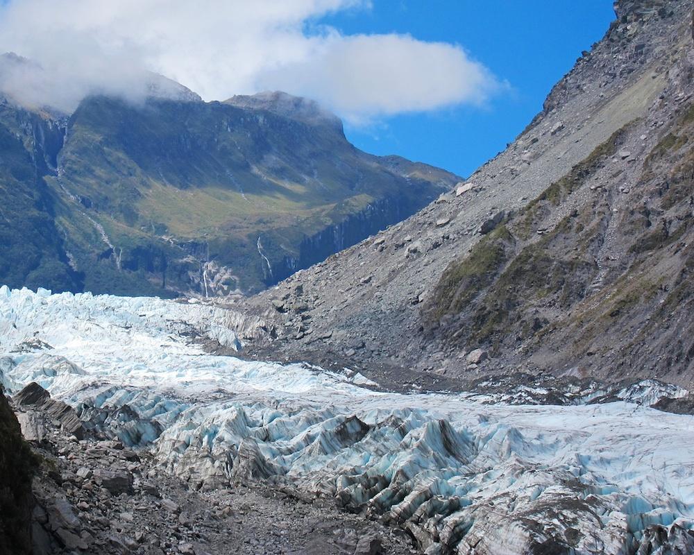 New Zealand Itinerary Fox Glacier www.glutenfreetravelette.com