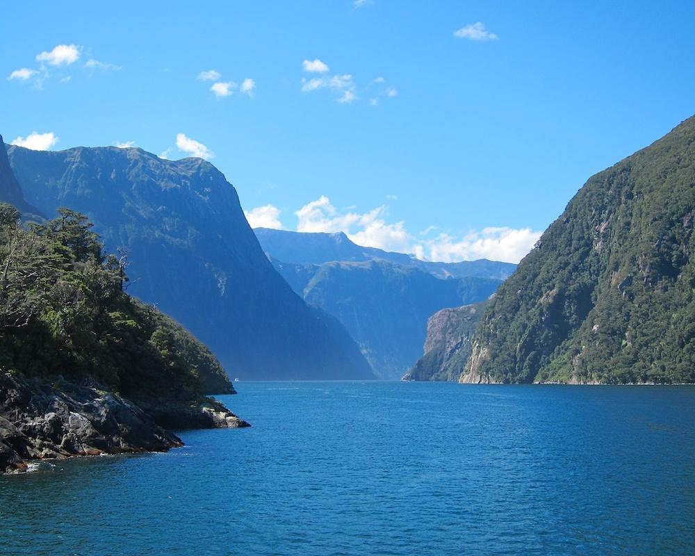 New Zealand Itinerary Milford Sound www.glutenfreetravelette.com