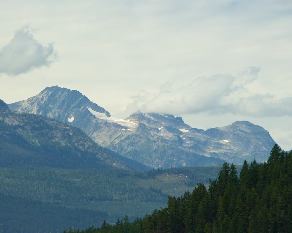 Upper Arrow Lake, British Columbia