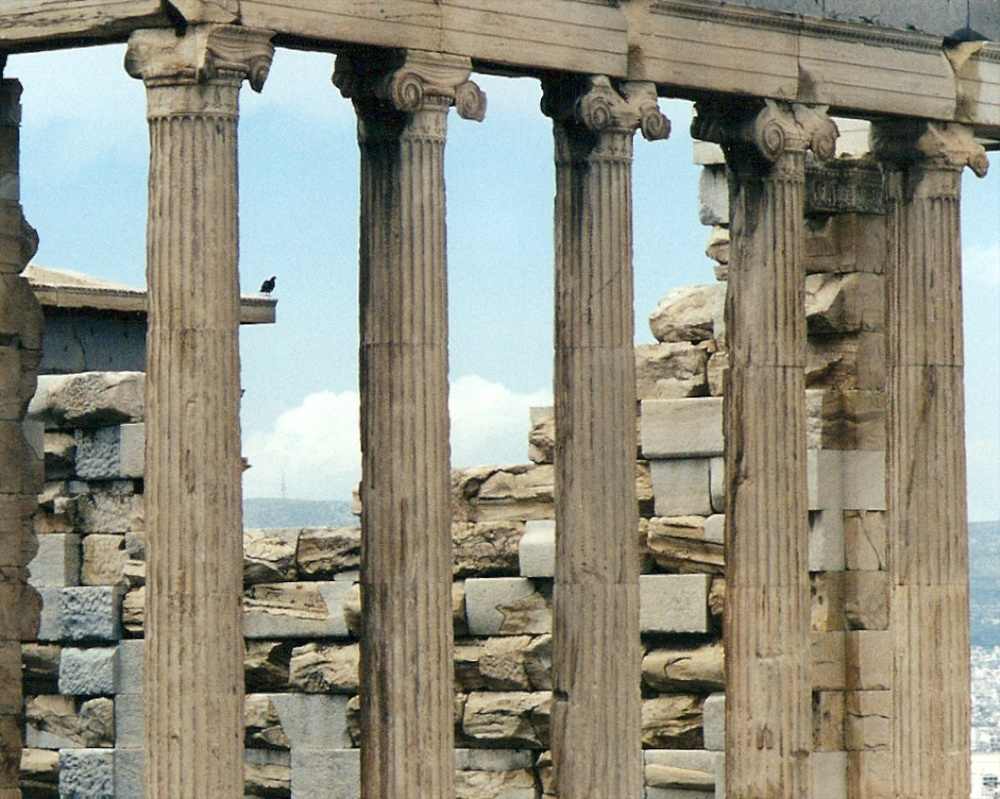 Scenes from Athens, Greece: The Acropolis