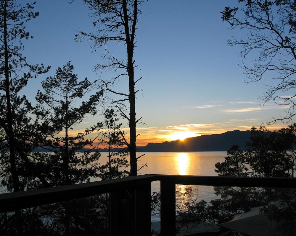Rockwater Secret Cove Resort British Columbia Sunshine Coast Glamping www.glutenfreetravelette.com