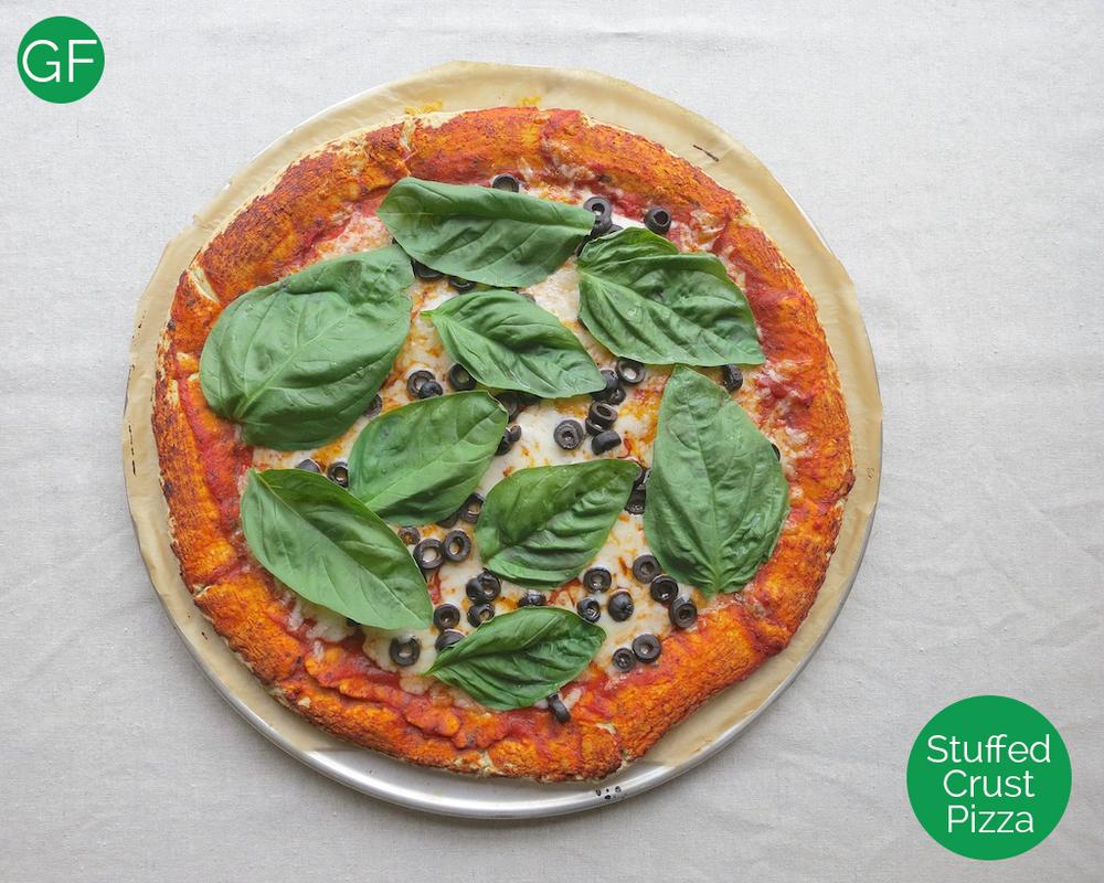 Gluten Free Stuffed Pizza Crust www.glutenfreetravelette.com