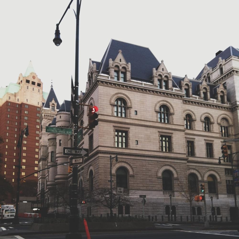 New york descriptive essay