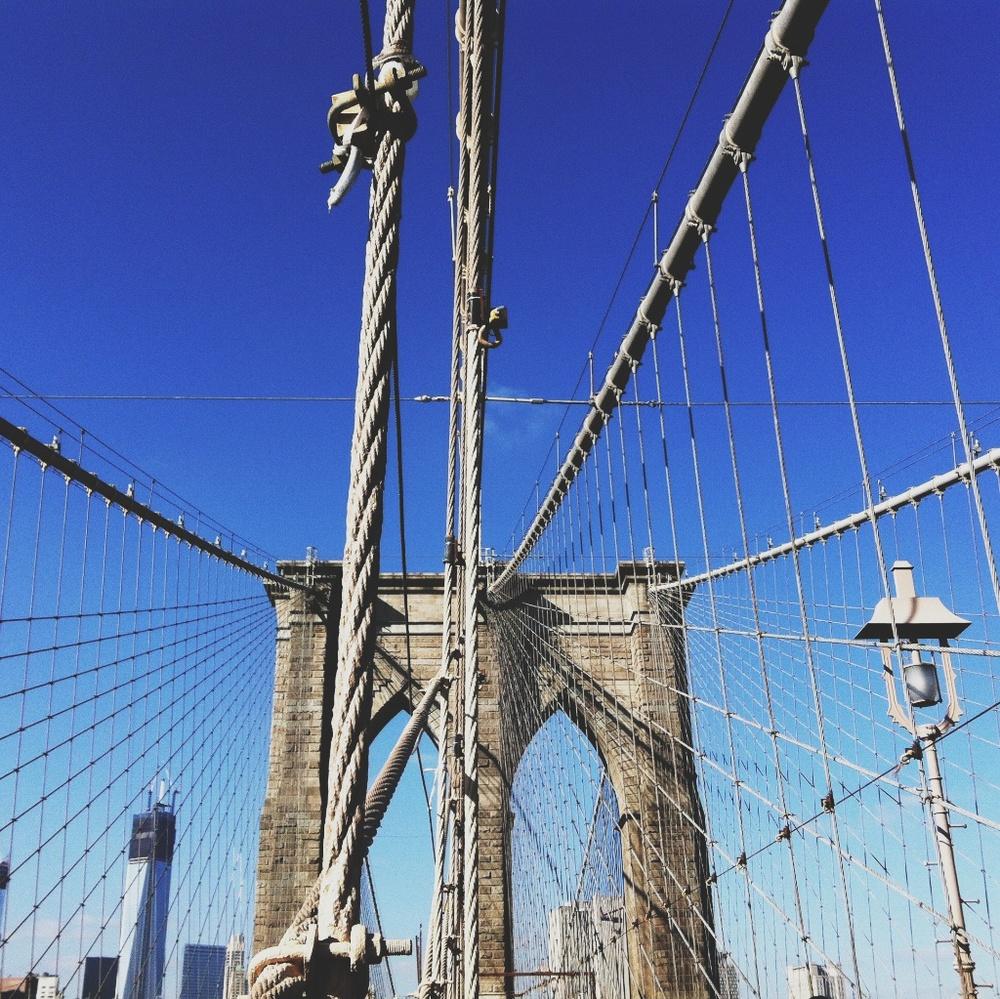 Photo Essay: 30 Days Living In New York City