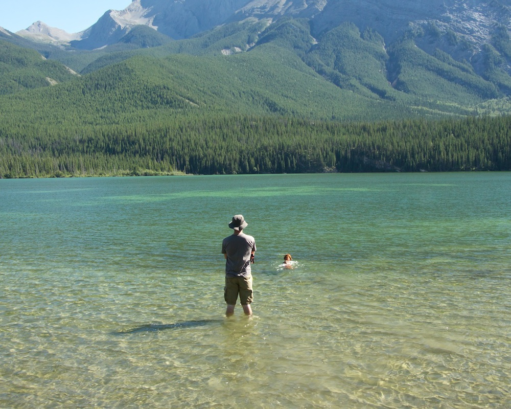Talbot Lake, Jasper National Park