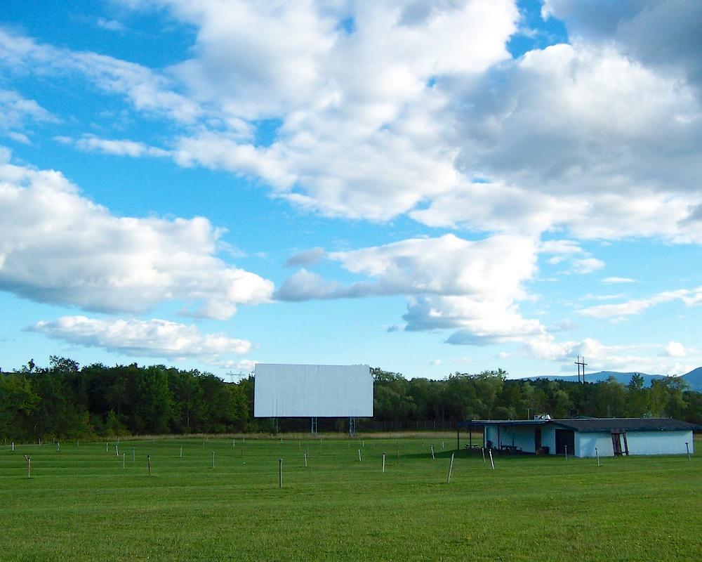 Greenville, New York Drive In Movie Theater