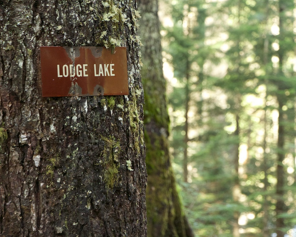 Trappings: Fall Hike to Lodge Lake in Washington's Cascades Credit: Fugue Photo