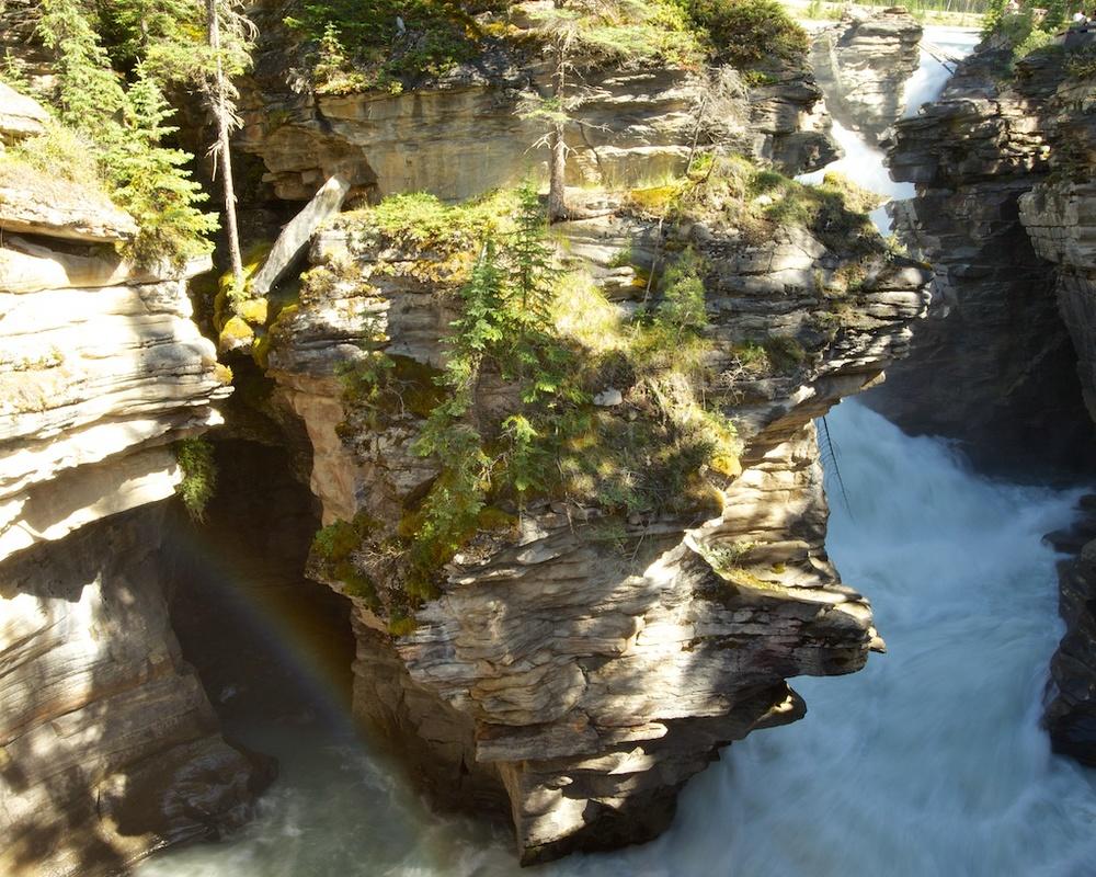 Thabasca Falls Ca Stinson Beach With Trails