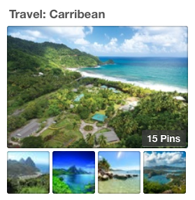 Pinterest Travel Carribean