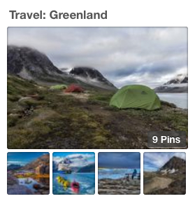 Pinterest Travel Greenland