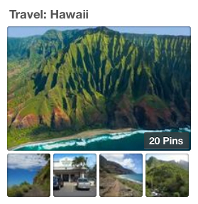 Pinterest Travel Hawaii