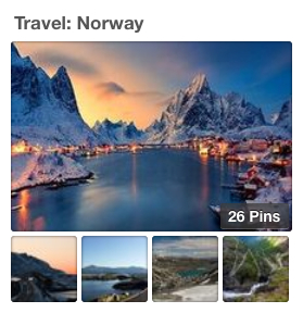 Pinterest Travel Norway