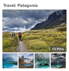 Pinterest Travel Patagonia