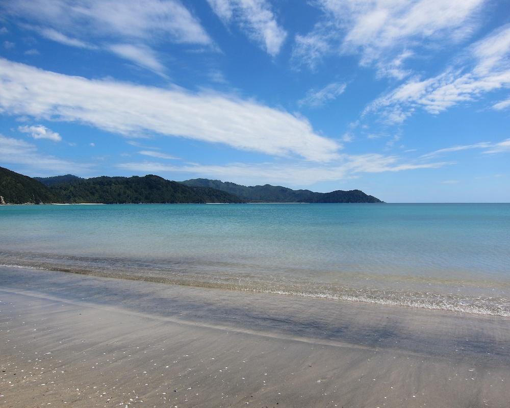 Awaroa Beach, Abel Tasman National Park, New Zealand
