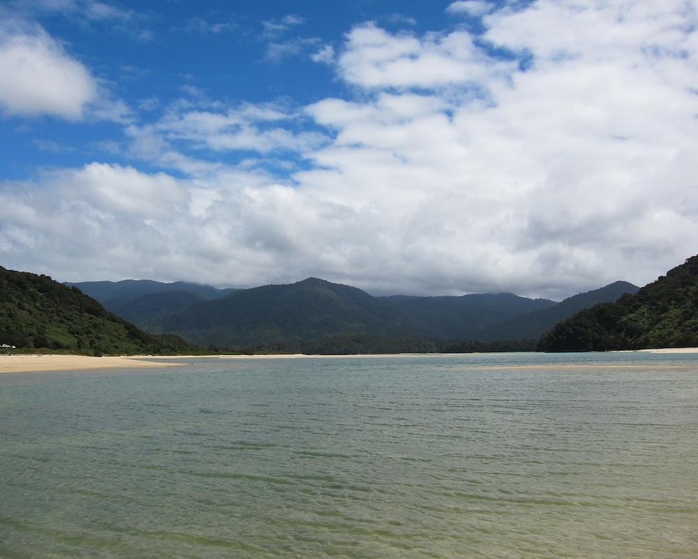 Awaroa Inlet, Abel Tasman National Park, New Zealand