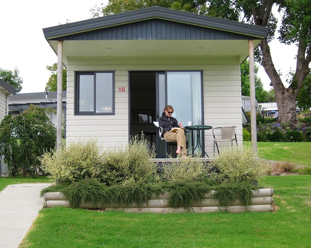 Waitomo Top 10 Holiday Park New Zealand