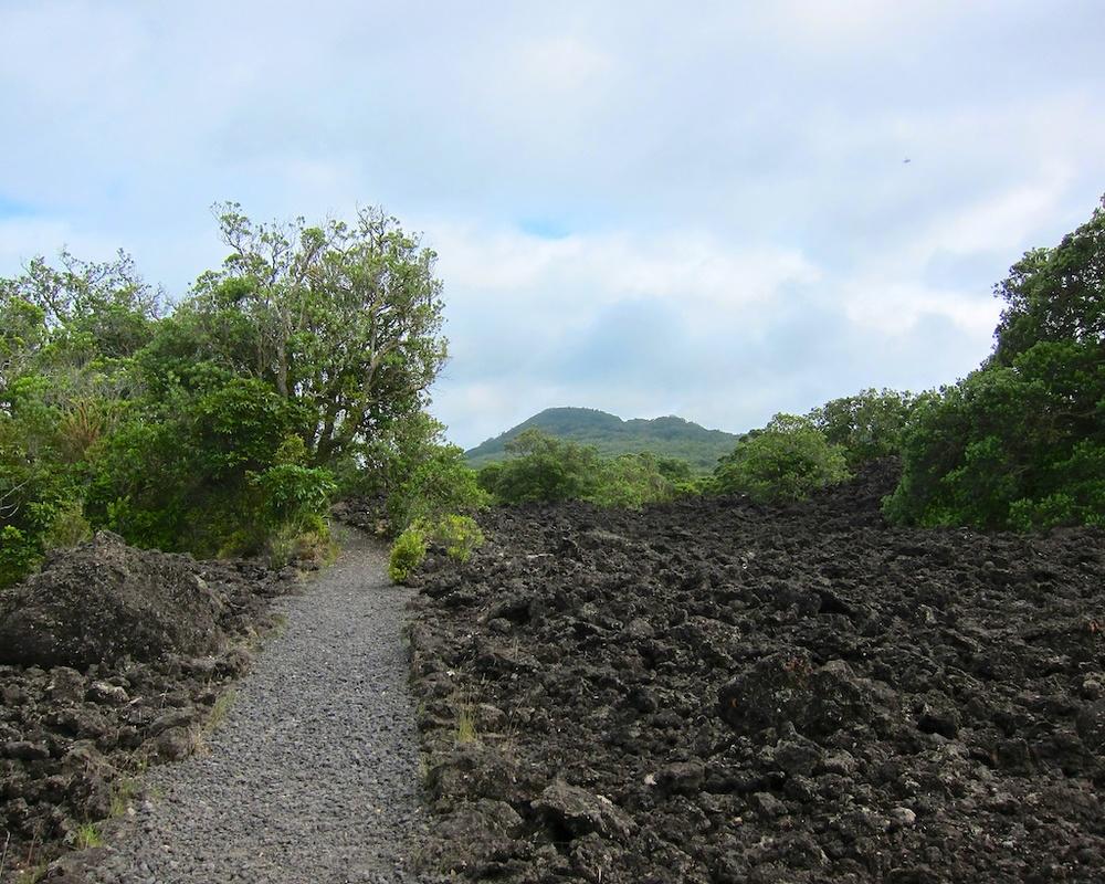 Virgin Islands Volcano