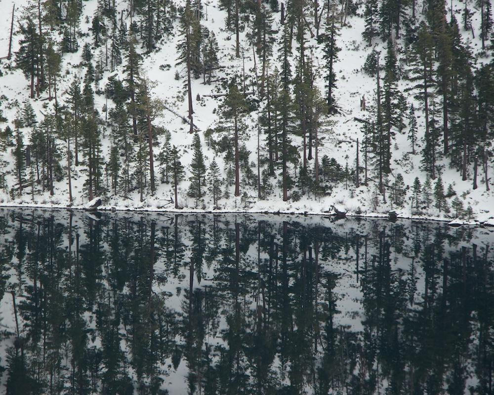 Cascade Falls Hike, Lake Tahoe
