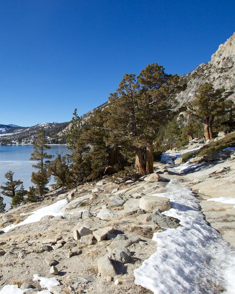 Into the Desolation Wilderness: Tamarack Lake Hike
