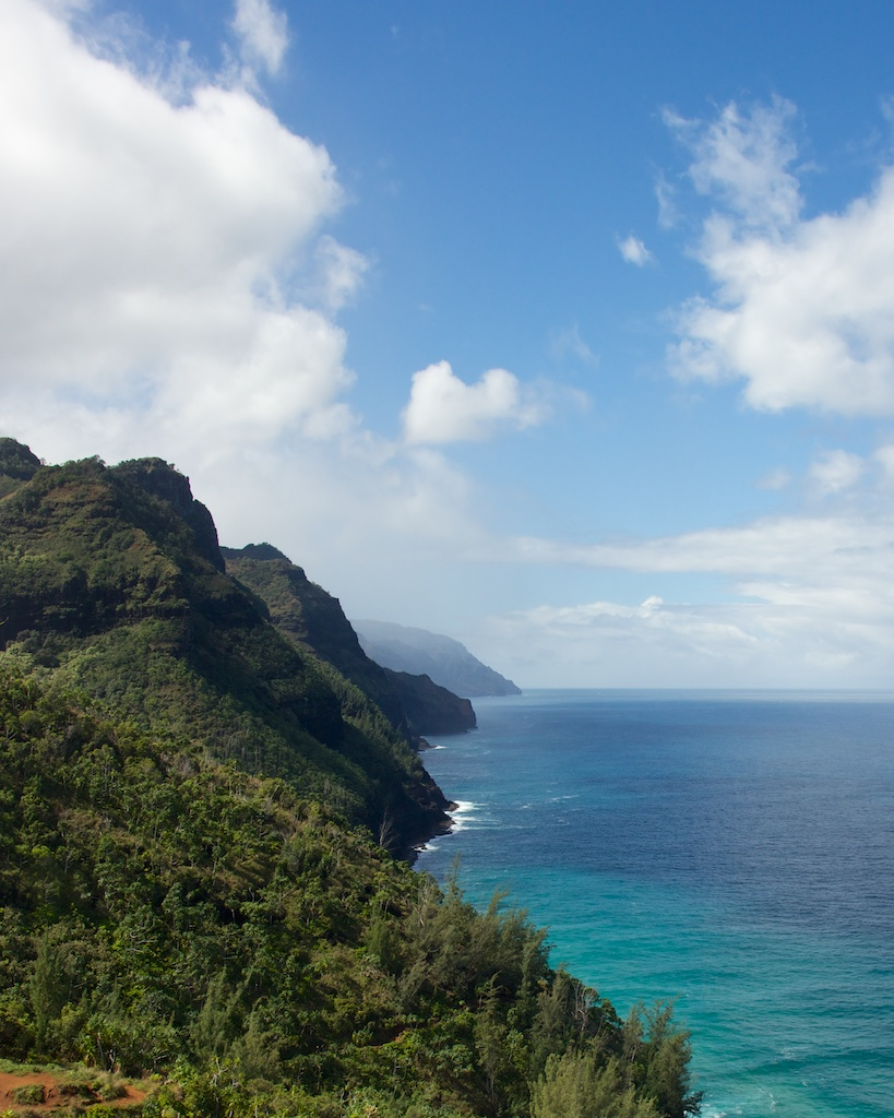 The Kalalau Trail: Ke'e Beach to Hanakapi'ai Beach
